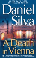 Book cover: A Death in Vienna