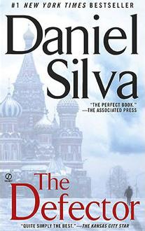 Daniel silva latest book 2019