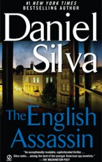 Book cover: The English Assassin