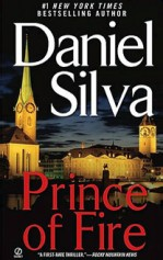Book cover: Prince of Fire