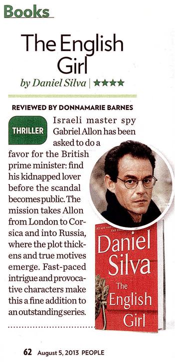 People magazine, August 15, 2013