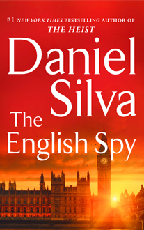 The English Spy book cover