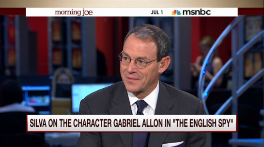 The English Spy on Morning Joe