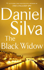 THE BLACK WIDOW, the 16th novel in the #1 New York Times bestselling Gabriel Allon series, will be available on July 12, 2016.