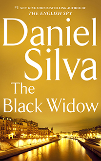 The Black Widow book cover