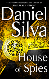 House of Spies book cover
